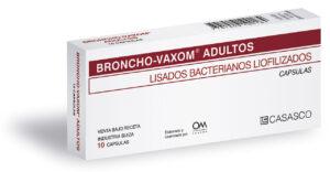 D0000 E-0000-01 Estuche Broncho Vaxom AD  x10 Venta (115x49x17)